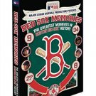 red sox memories greatest moments in boston red sox history DVD 2008 major league used mint