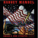 harvey mandel - snakes and stripes CD 1995 clarity 11 tracks used mint