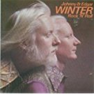 johnny & edgar winter - rock 'n' roll CD 1989 CBS special product 9 tracks used mint