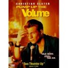 pump up the volume - christian slater DVD 1990 new line R snapcase used mint