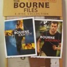 bourne files - 3-disc collection DVD 2007 universal used mint