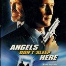 angels don't sleep here - dana ashbrook + roy scheider DVD 2001 avalanche 91 mins used mint