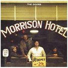 the doors - morrison hotel CD 1970 elektra asylum 11 tracks used mint