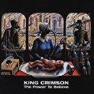 king crimson - power to believe CD 2003 discipline global mobile DGM 11 tracks used mint