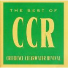 creedence clearwater revival - best of CCR CD 2-discs 1993 fantasy 28 tracks used mint