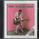 neil young - everybody's rockin' CD 1983 geffen 10 tracks used mint
