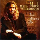 mark williamson - time slipping by CD 1994 grp 12 tracks used mint