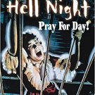 linda blair in hell night DVD 1981 2002 anchor bay 102 minutes R used mint
