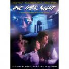 one dark night - meg tilly DVD 2-discs 1982 liberty 2006 shriek show 94 minutes used mint