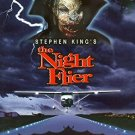 stephen king's night flier DVD 1998 HBO new line cinema 97 minutes used