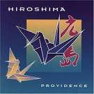 hiroshima - providence CD 1992 sony 10 tracks used mint