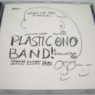 john and yoko presents plastic ono band live jam disc 2 CD 1972 EMI parlophone 6 tracks used mint
