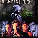 judgement night - emilio estevez + cuba gooding jr + denis leary DVD 1998 goodtimes 110 mins