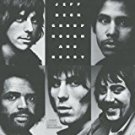 jeff beck group - rough and ready CD epic CBS 7 tracks used mint