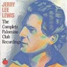 jerry lee lewis - complete palomino club recordings CD 2-discs 1989 tomato 42 tracks used mint