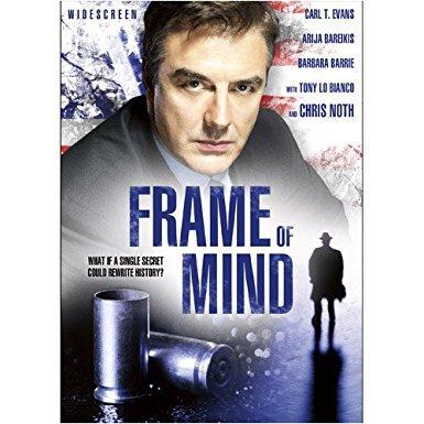 frame of mind - chris noth DVD 2009 echo bridge NR 85 mins used mint