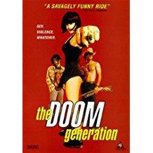 doom generation - james duval rose mcgowan DVD 1998 trimark new factory-sealed