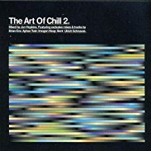 jon hopkins - art of chill 2 CD 2-discs 2005 platipus 26 tracks used mint