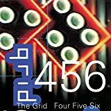 grid - 456 CD 1992 virgin 11 tracks used mint