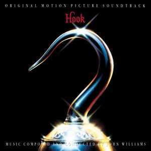 hook - original motion picture soundtrack CD 1991 sony 17 tracks used mint