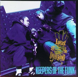 lords of the underground - keepers of the funk CD 1994 pendulum EMI 13 tracks used mint