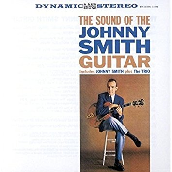 johnny smith - sond of the johnny smith guitar CD 2001 EMI capitol 20 tracks used mint