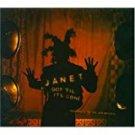 janet jackson - got til it's gone CD single 1997 virgin 5 tracks used