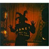 janet jackson - got til it's gone CD single 1997 virgin 5 tracks used