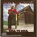 stevie ray vaughan and double trouble - soul to soul CD 1985 epic CBS 10 tracks used mint