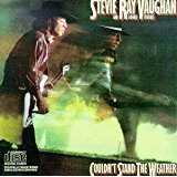 stevie ray vaughan and double trouble - couldn't stand the weather CD 1984 epic 8 tracks used mint