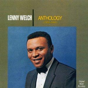 lenny welch - anthology CD 1996 taragon 20 tracks used mint