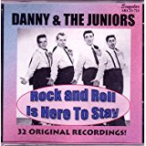 danny & the juniors - rock and roll is here to stay CD singular italy 32 tracks used mint