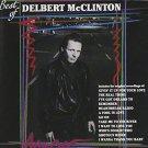 delbert mcclinton - best of CD 1991 curb 11 tracks used mint