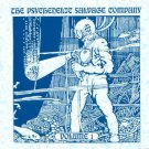 psychedelic slavage company volume 1 CD made in UK 10 tracks used mint