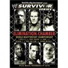 WWE Survivor Series 2002 - Elimination Chamber 2002 DVD 2003 180 minutes used mint