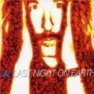 u2 - last night on earth CD single 1997 island polygram 4 tracks used mint