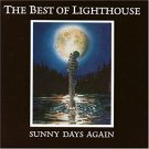 best of lighthouse - sunny days again CD 1998 true north 16 tracks used mint