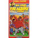 bill cosby's fat albert and the cosby kids VHS 1989 funtimekid filmation 45 mins used