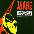 jean michael jarre - destination doclands the london concert CD 1989 dreyfus 12 tracks used mint