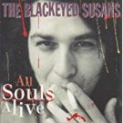 blackeyed susans - all souls alive CD 1994 frontier 10 tracks used