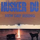 husker du - new day rising CD 1985 SST 15 tracks used mint