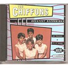 chiffons - greatest recordings CD 1990 ace laurie UK 33 tracks used mint