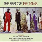 the tams - best of the tams CD 1995 BGO 14 tracks used mint