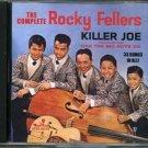 complete rocky fellers - killer joe CD black tulip 33 tracks used mint