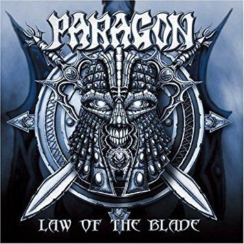 paragon - law of the blade CD 2002 remedy spiritual beast japan 12 tracks used mint