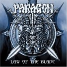 paragon - law of the blade CD 2002 remedy spiritual beast japan 12 tracks used mint
