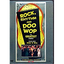 rock rhythm and doo wop - the greatest songs from early rock n roll DVD 2001 rhino used mint