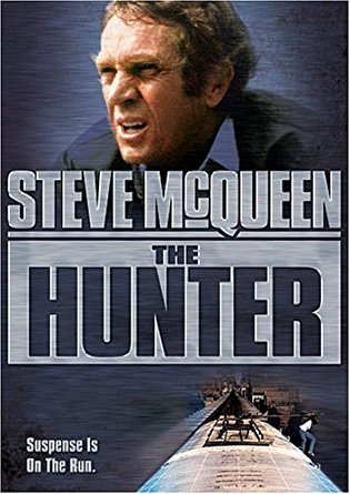 hunter - steve mcqueen DVD 2006 paramount 97 minutes PG used mint