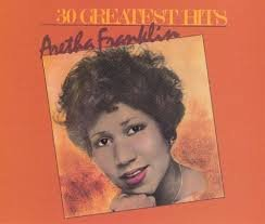 aretha franklin - 30 greatest hits CD 2-discs 1985 1986 atlantic used mint
