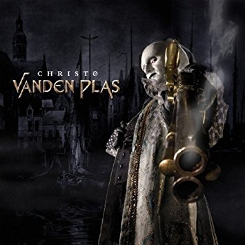 vanden plas - christ o CD 2006 insideout 10 tracks used mint
